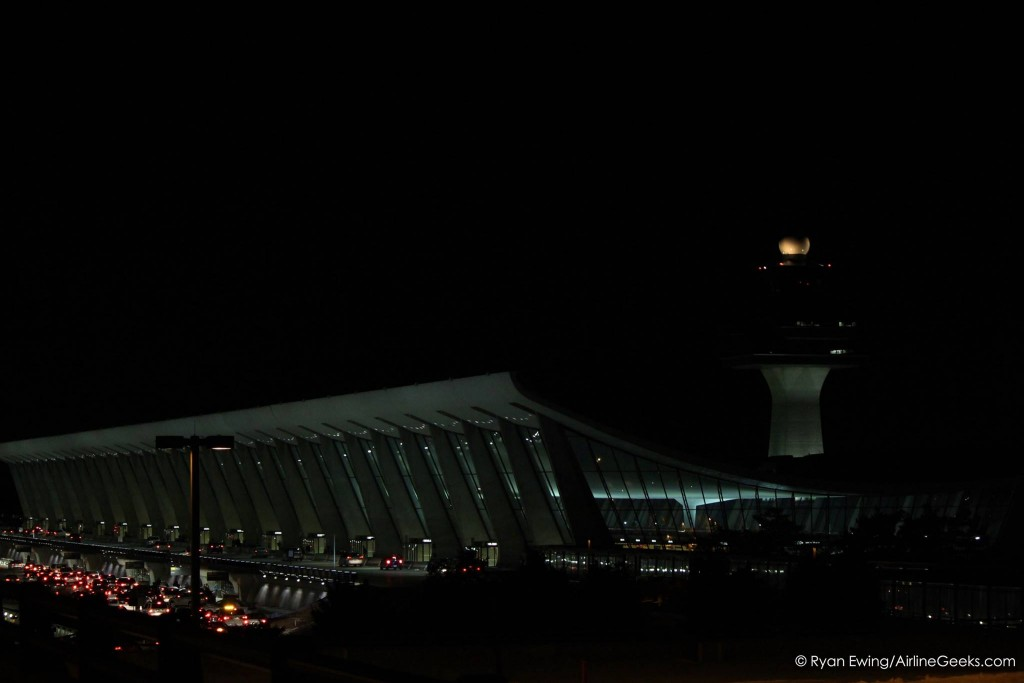Washington Dulles International Airport (Photo provided by Ryan Ewing)