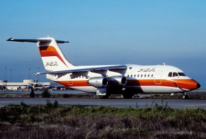 PSA BAe-146 (Photo via Creative Commons License/Aero Icarus)