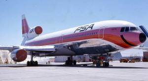 PSA L-1011 (Photo via Wikimedia Commons/Piergiuliano Chesi)