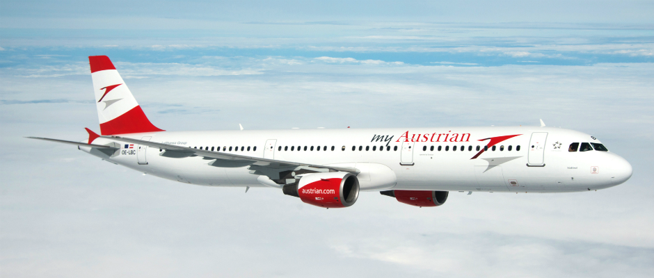 Photo provided by Austrian Airlines