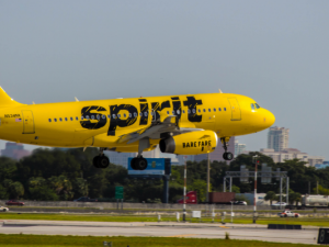 Photo provided by Spirit Airlines