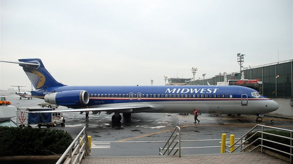 A Midwest 717 (Photo provided by Aero Icarus from Zürich, Switzerland [CC BY-SA 2.0 (http://creativecommons.org/licenses/by-sa/2.0)], via Wikimedia Commons)