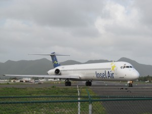 Intel Air at SXM (Photo provided by Ian McMurtry)