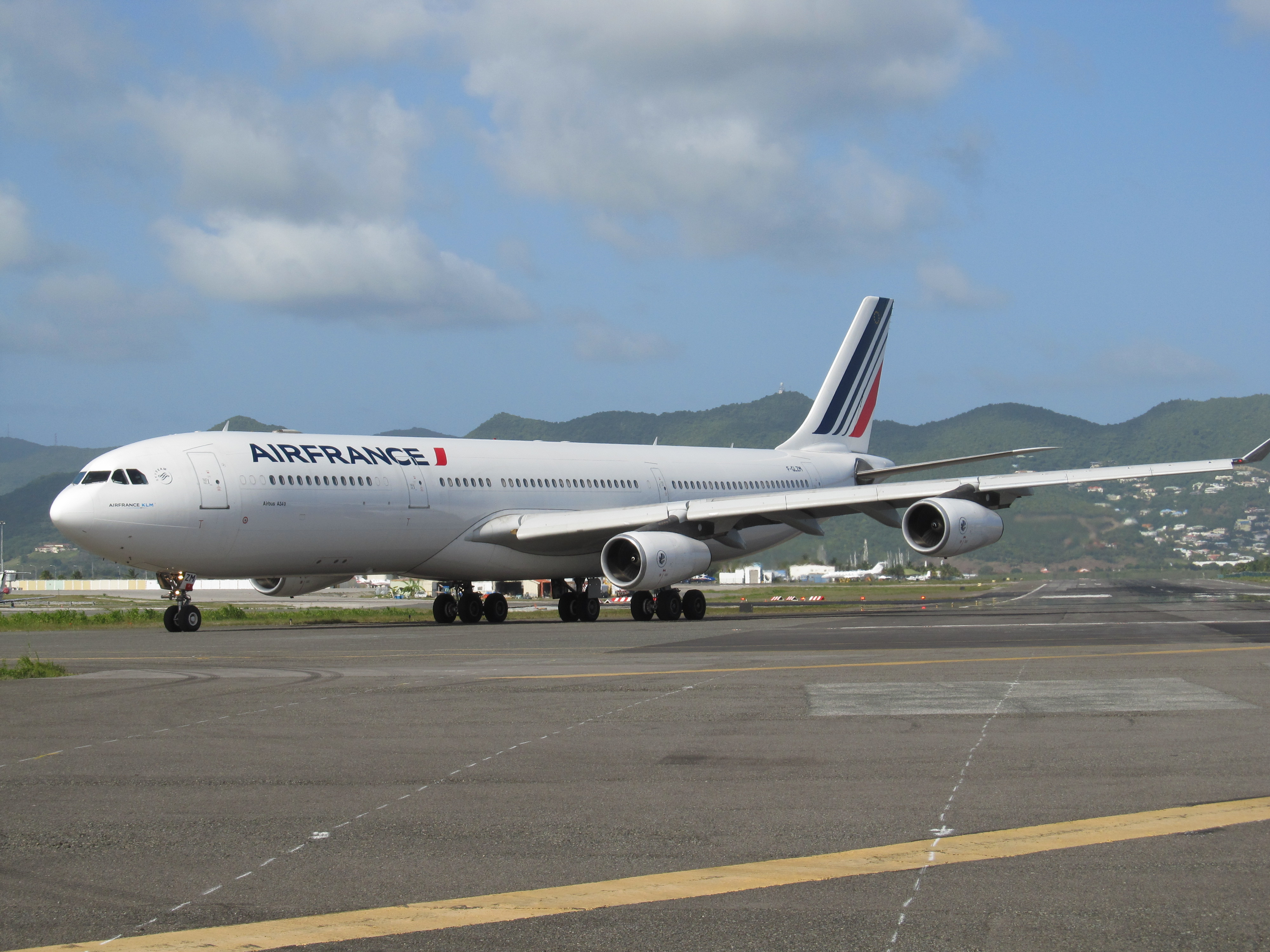 a look at air france s sizable caribbean operations airlinegeeks com sizable caribbean operations