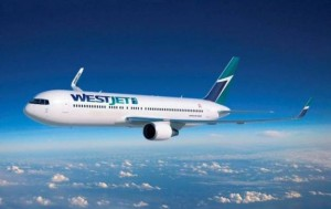 Wesjet's 767 - coming soon (Photo provided by WestJet)