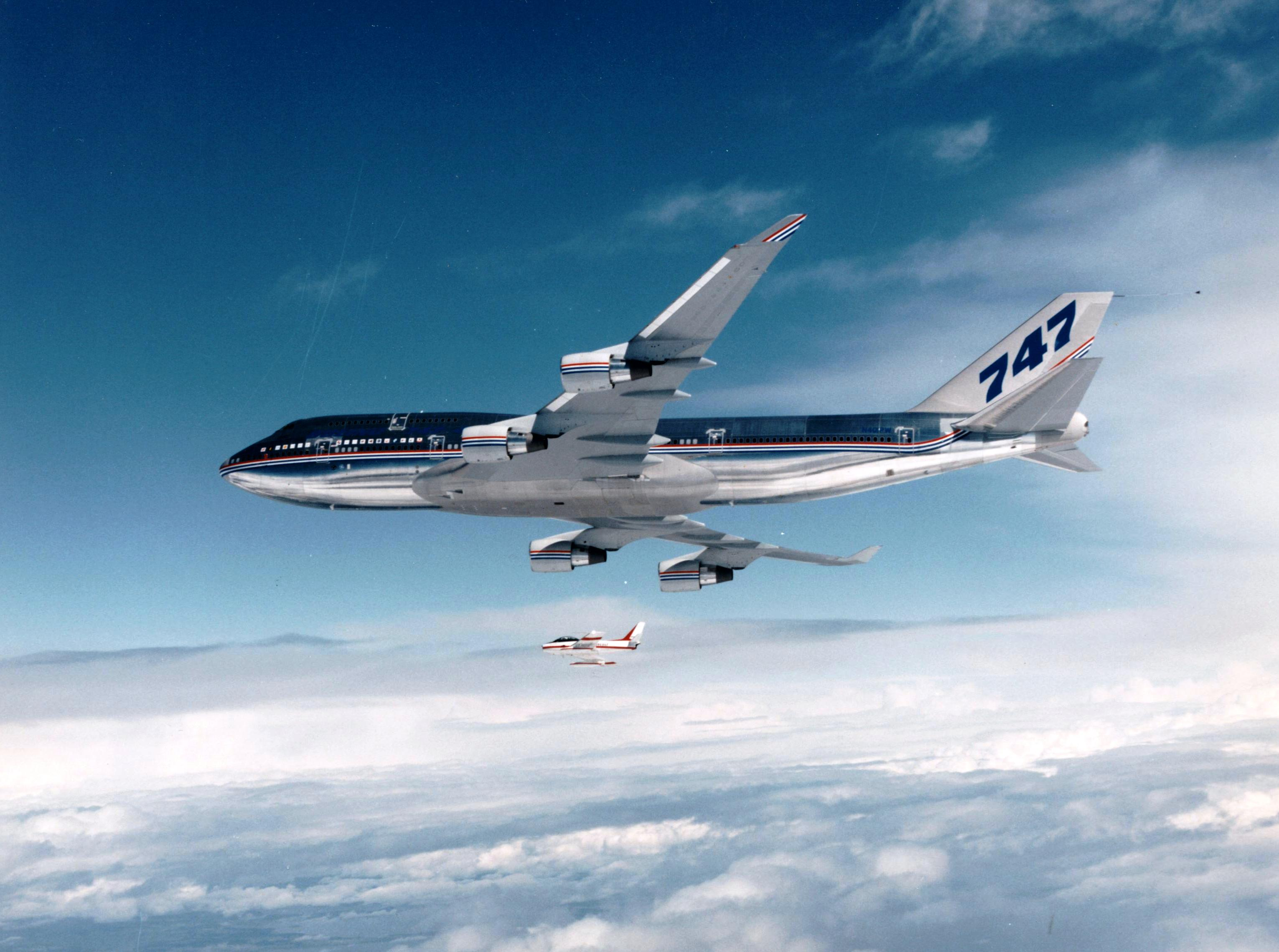 The World's First 747-400 To Fly Last Revenue Flight
