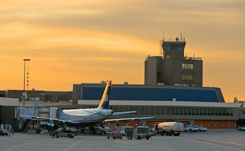 Photo provided by  Salt Lake City Department of Airports, Photographer Michael Schoenfeld