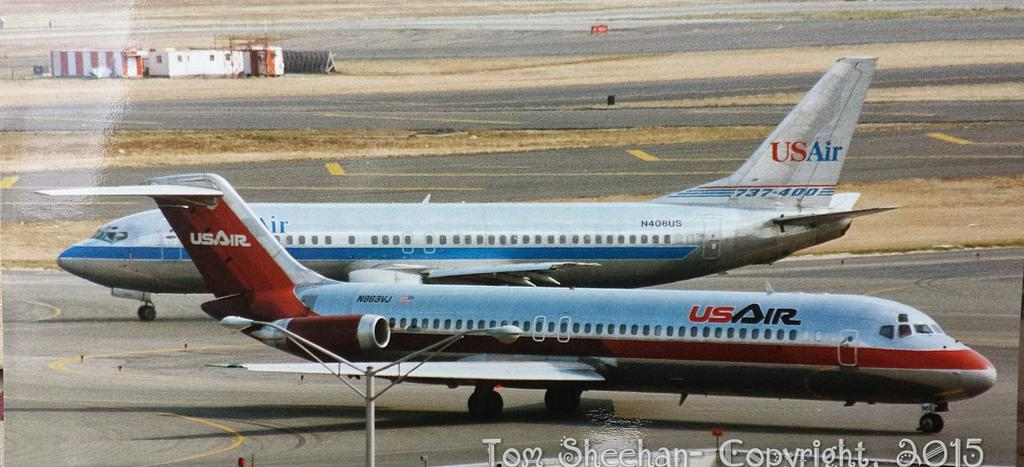 USAir (Photo provided by Tom Sheehan)