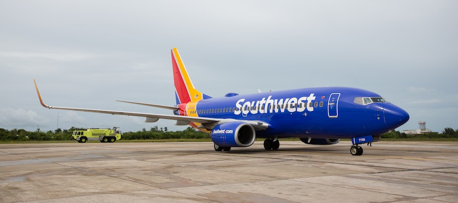 Photo provided by Southwest