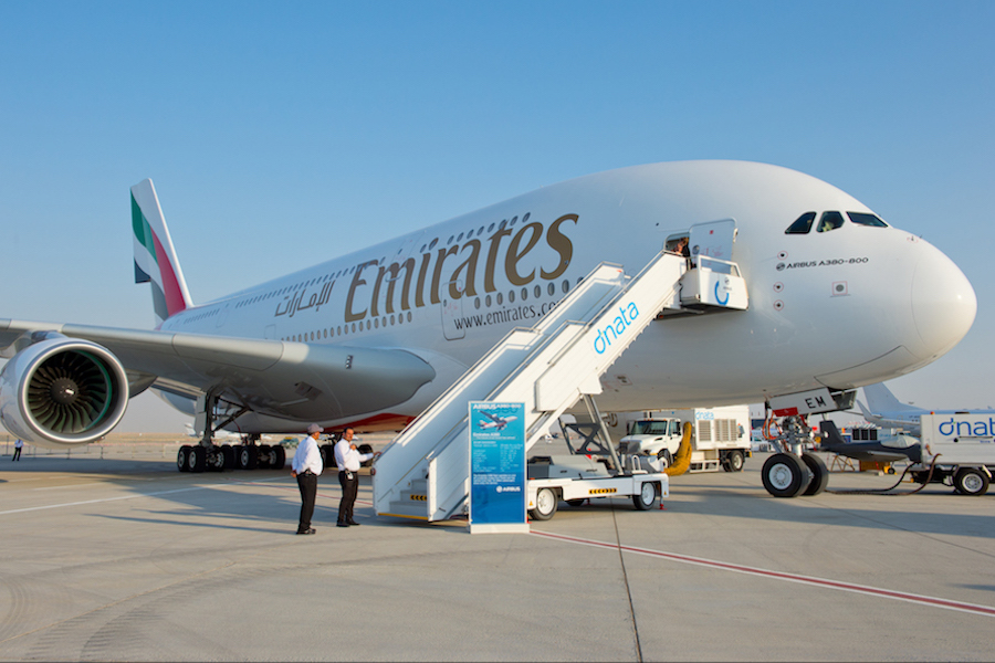 Ethiopian Airlines, Boeing Announce Order for Four 777 Freighters