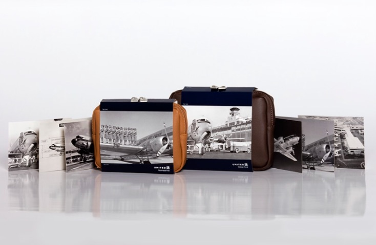 New United Amenity Kits. Photo: United