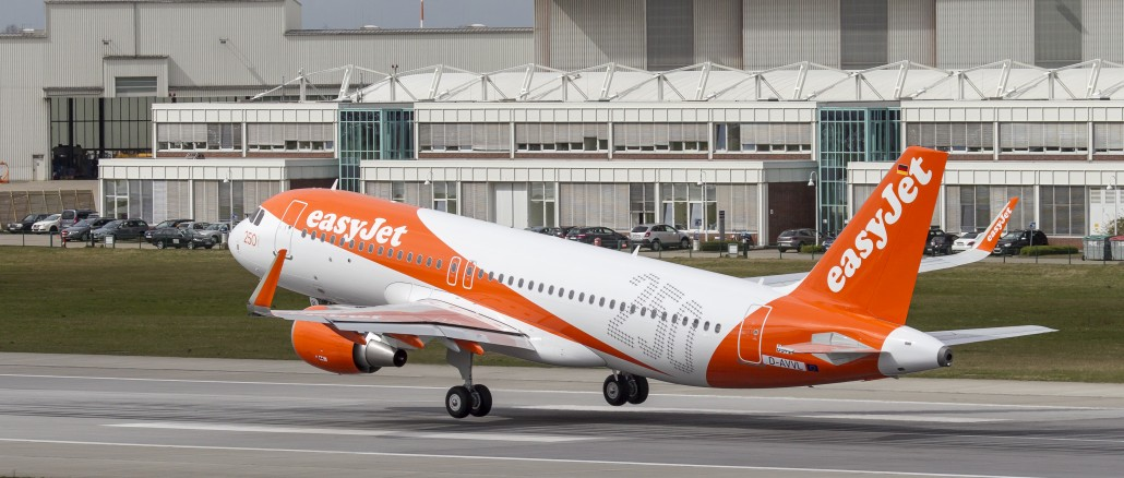 Photo provided by EasyJet