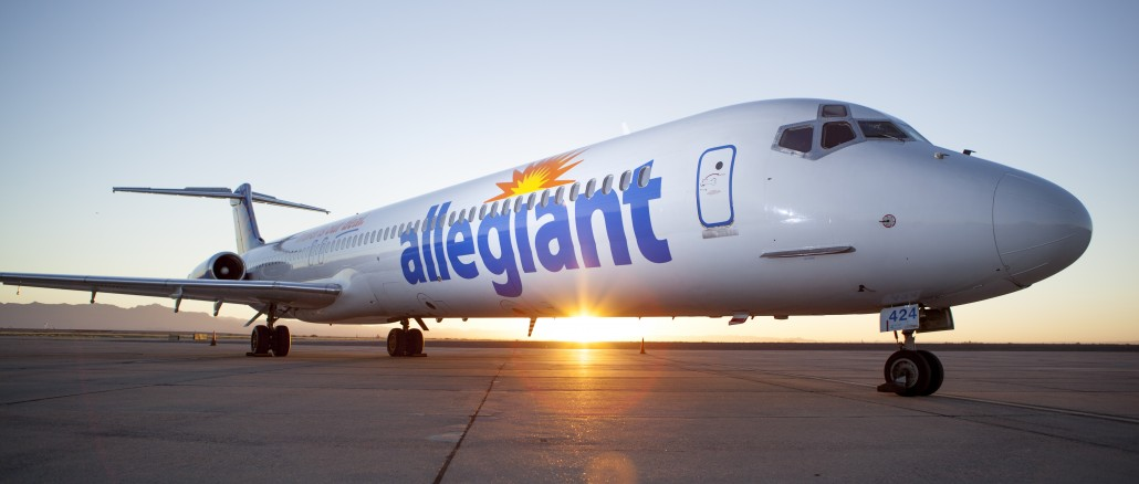 Photo provided by Allegiant