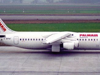 Photo provided by Aero Icarus from Zürich, Switzerland (Flightline BAe 146-300; G-BPNT@ZRH;26.01.1996) [CC BY-SA 2.0 (http://creativecommons.org/licenses/by-sa/2.0)], via Wikimedia Commons