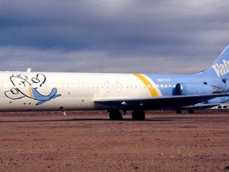 Photo provided by Aero Icarus from Zürich, Switzerland (ValuJet DC-9-32; N917VV, February 1997/ CTF) [CC BY-SA 2.0 (http://creativecommons.org/licenses/by-sa/2.0)], via Wikimedia Commons