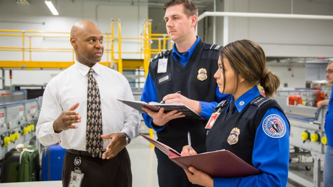 behind the scenes at the transportation security administrations testing facility - Transportation Security Officer
