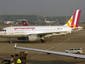 Photo provided by Anna Zvereva from Tallinn, Estonia (Germanwings, D-AGWI, Airbus A319-132) [CC BY-SA 2.0 (http://creativecommons.org/licenses/by-sa/2.0)], via Wikimedia Commons