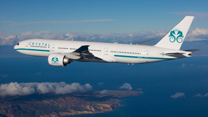 Crystal Cruises Shows Off Ultra Luxurious 777-200LR | AirlineGeeks com