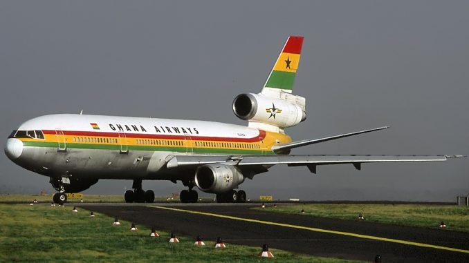 Image result for ghana airways