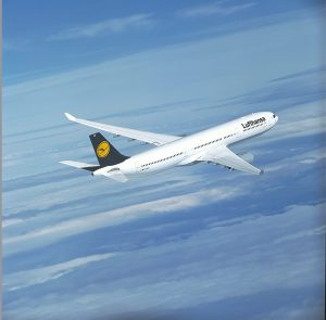 4000th Airbus delivery of A330-300 to DLH Deutsche Lufthansa, 8-9 September 2005.