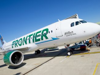 MSN7141 is the first Airbus A320neo for Frontier Airlines (Photo: Airbus)