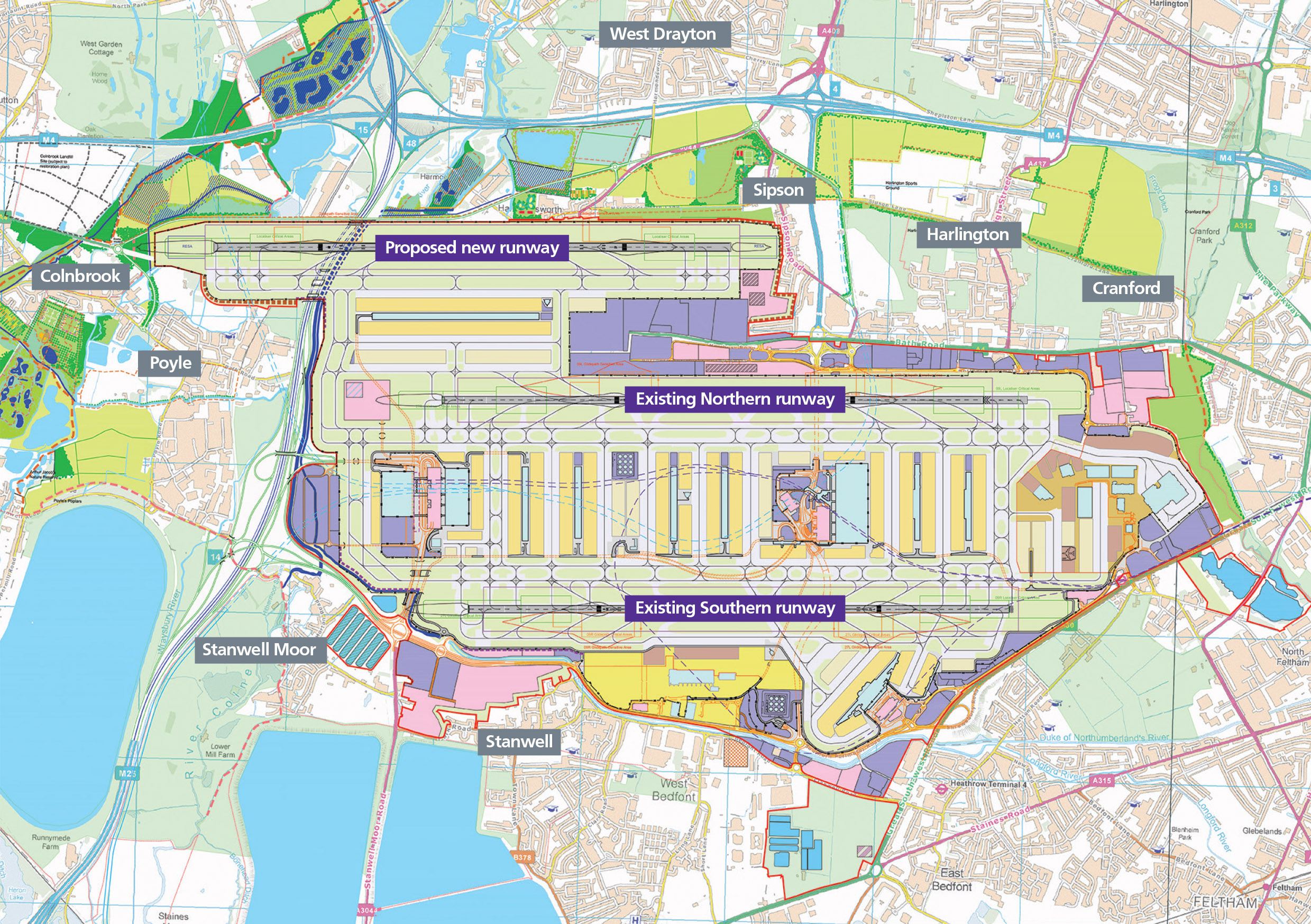 UK Government Confirms Airport Expansion At Heathrow