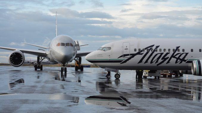 Cold Bay Alaska Welcomes American Airlines Team With Open