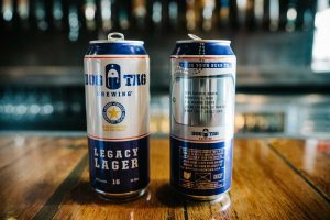 Dog Tag Brewing Foundation's Legacy Lager