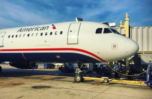 The US Airways retro livery at DCA (Photo: Ryan Ewing)
