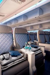 Delta's new premium economy product (Photo: Delta)