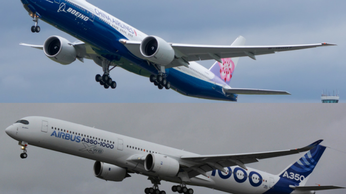 Beyond The One Inch Length Difference: Airbus' A350-1000 vs