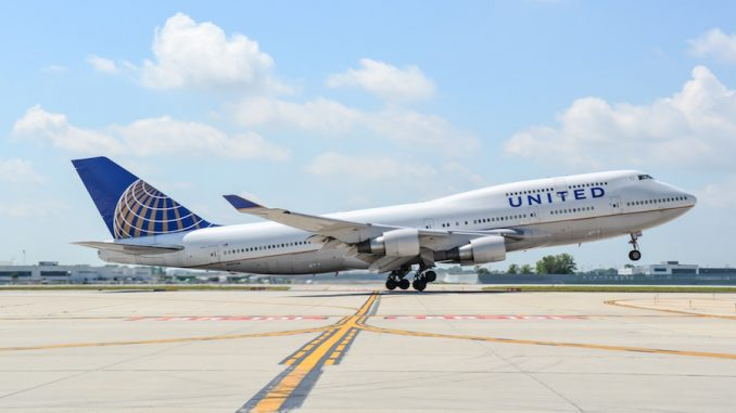 United Airlines Will Retire Its 747 Fleet Earlier Than Expected
