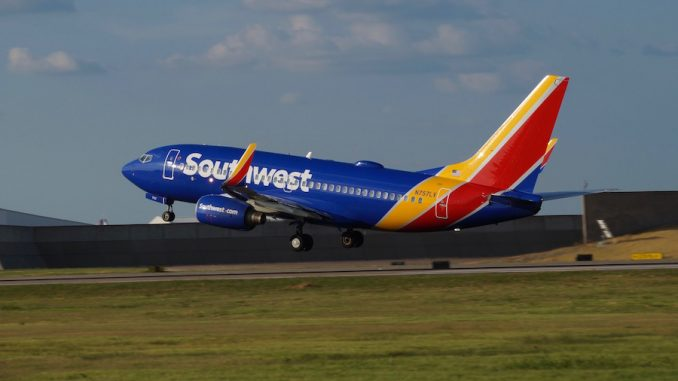 The Aldebaran Financial Inc. Raises it position for Southwest Airlines Co. (LUV)