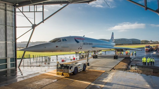 Concorde Airbus copyright Neil Phillips 07885 214291
