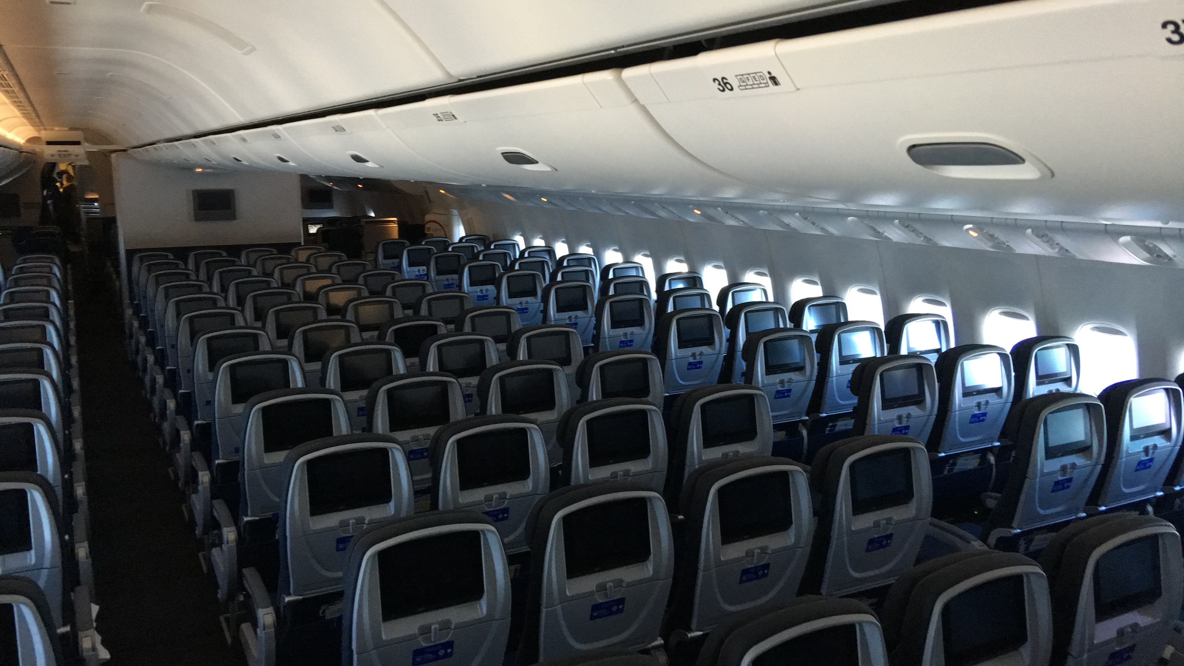 The Big Three U S Carriers And Their 777 Seating