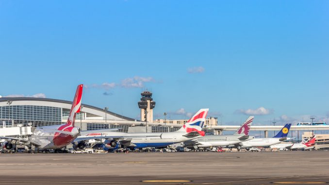 Fort Davis Tx >> The Best of Texas: Dallas/Fort Worth International Airport | AirlineGeeks.com