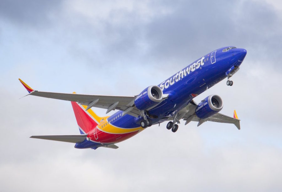 Southwest Outlines New 737 Max 8 Routes Announces 737 300