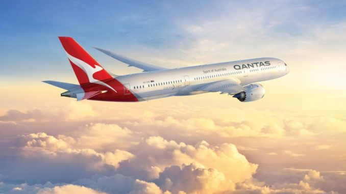 Dreamliner a 'game changer' for Qantas