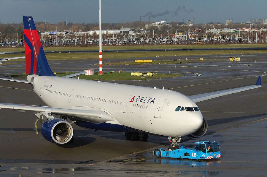 Delta Air Lines Airbus A330 200 N861nw Three Incidents