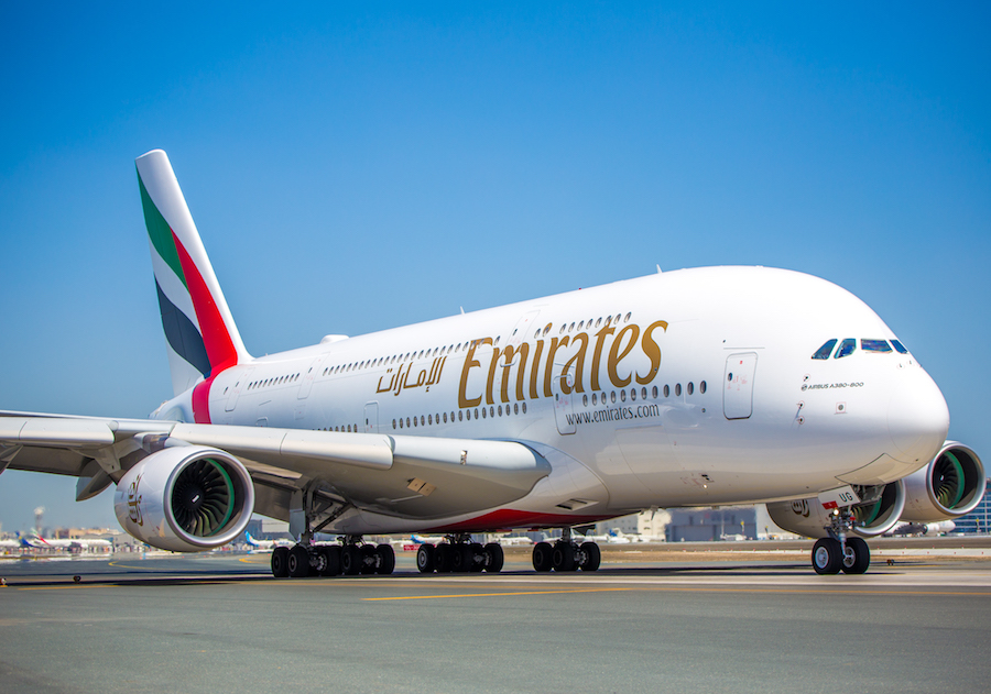 Looking Back At The History Of Emirates Airlinegeeks Com