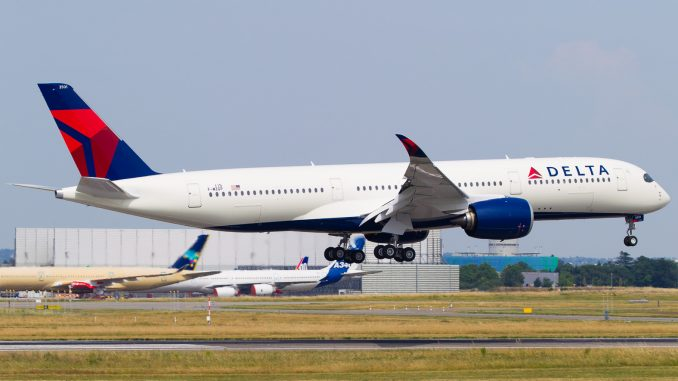 Delta Air Lines Target of Unusually High Options Trading (NYSE:DAL)