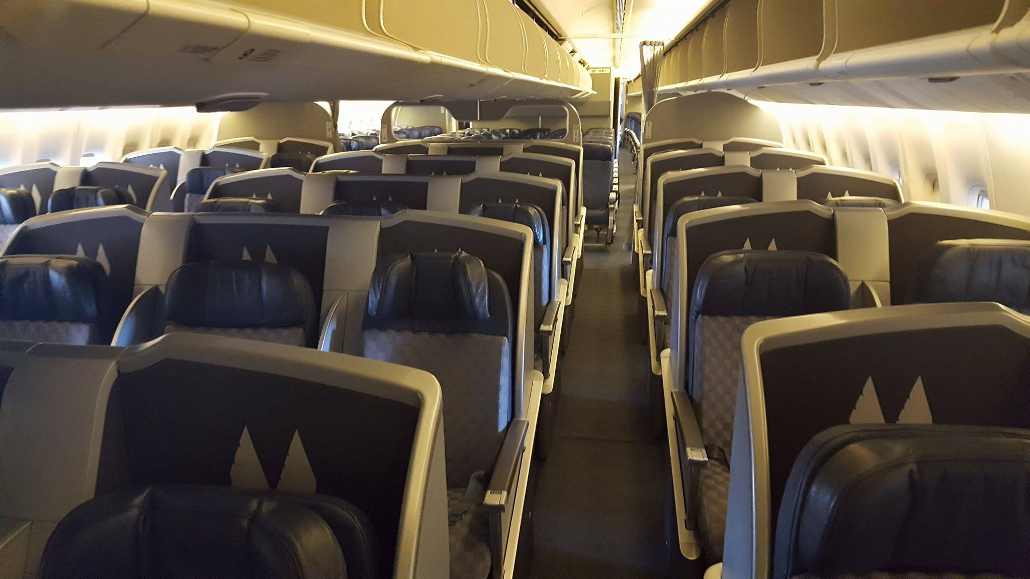 American Completes Two Class Retrofits For Entire Boeing