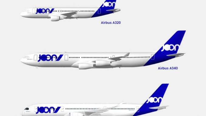 Air France-KLM's new airline to be called Joon