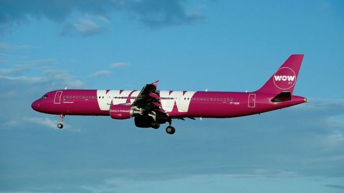 Icelandic airline WOW adds service from St. Louis Lambert International Airport