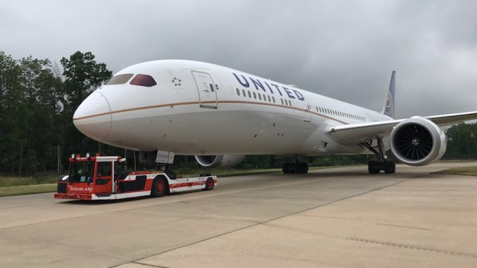 United launching Houston-Sydney service