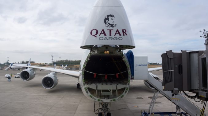 Qatar Air Confirms $2.16 Billion Boeing Order