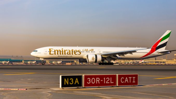 Emirates to Launch First Year-Round Direct Flight Between Auckland and Bali