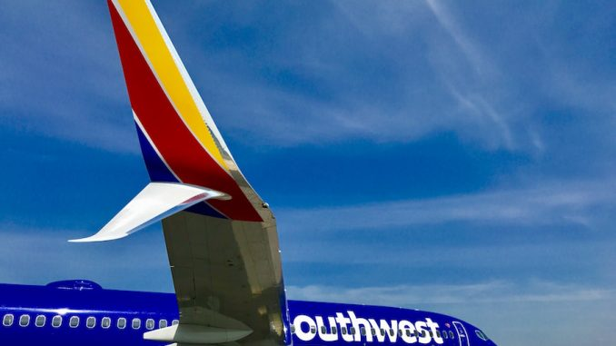 Southwest expects to use ETOPS-configured 737 MAX aircraft on the Hawaiian flights