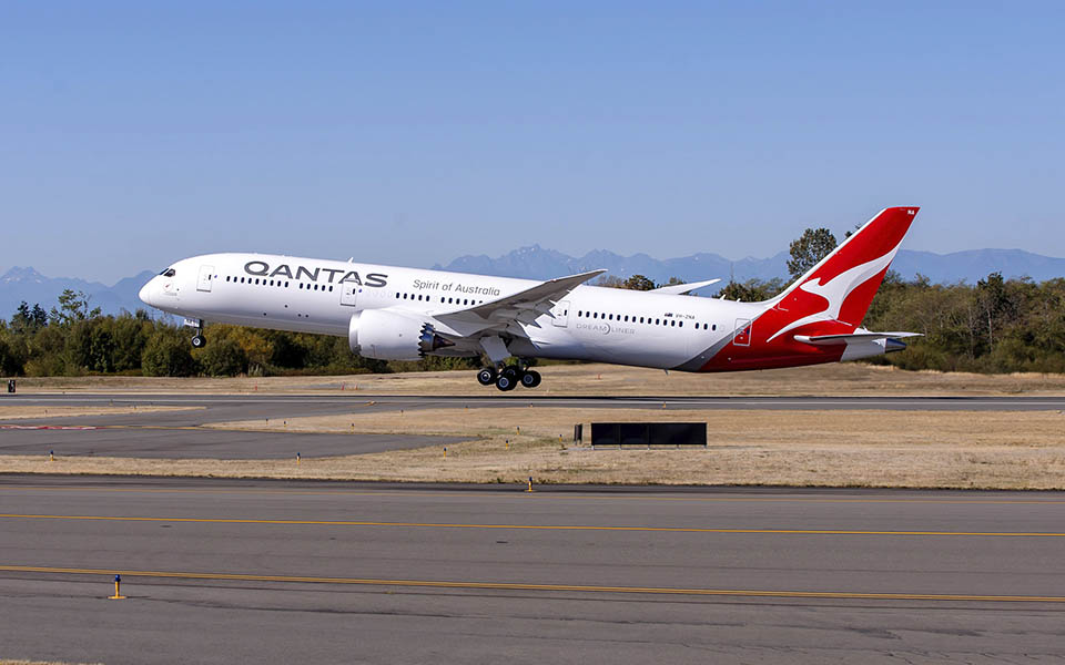 Qantas announces new service to san francisco from melbourne qantas announces new service to san francisco from melbourne airlinegeeks stopboris Choice Image
