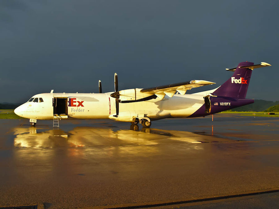 Fedex Agrees To Purchase 50 Atr 72 600fs Airlinegeeks Com